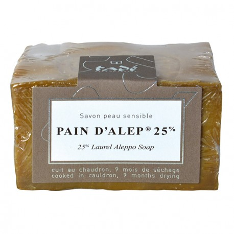 Pain dAlep Laurier 25