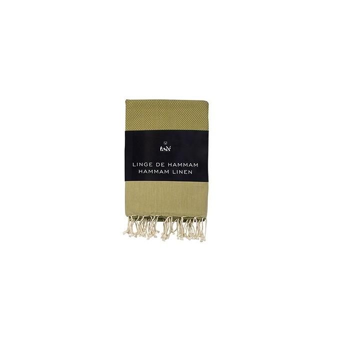 Linge de Hammam Vert Olive